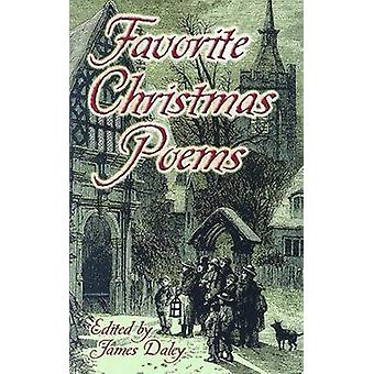 Favorite Christmas Poems by James Daley - 9780486447469 Book