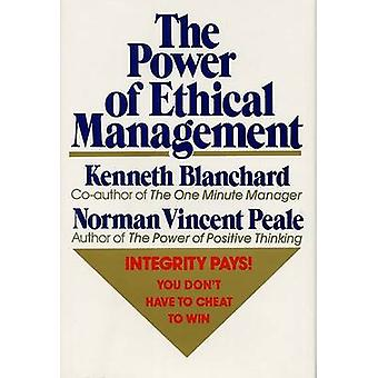 The Power of Ethical Management by Norman V Peale - Ken Blanchard - 9