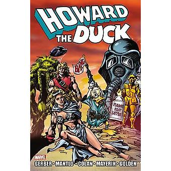 Howard the Duck - the Complete Collection Vol. 2 - Vol. 2 by Marv Wolfm