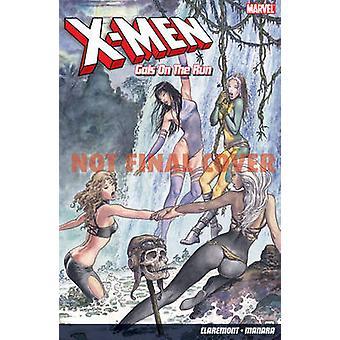 X-Men - Gals on the Run - 9781846534720 Book