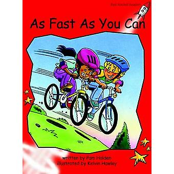 As Fast as You Can - Early - Level 1 (International edition) by Pam Hol