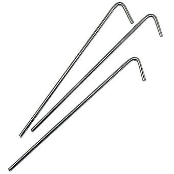 Yellowstone 7 Inch Steel Roundwire Pegs 100 Pack