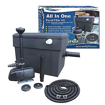 Lotus All In One Filter Kit 4500