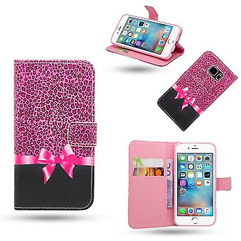 IPhone 6/6s Case/lederen portemonnee