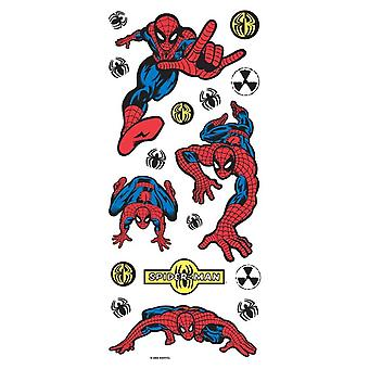 Clear Sticker - Spider-Man - 5.5'' x 12'' Toys Gifts New pmsm16