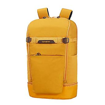 Samsonite Hexa-packs - Laptop Backpack Large - Travel Rucksack - 50 cm - dark yellow (Yellow) - 116874/2251