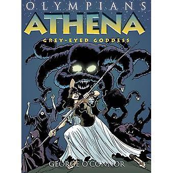 Athena av George O'Connor - 9781596434325 bok