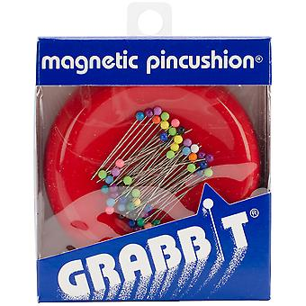 Grabbit Magnetic Pincushion Red 1255