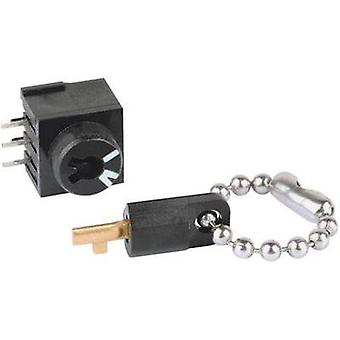 Mentor 1859.1031 Key Switch,
