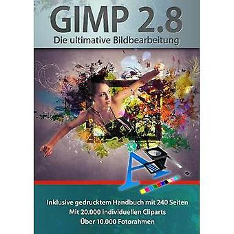 Markt & Technik Gimp 2.8 die ultimative Bildbearbeitung Full version, 1 license Windows Illustrator
