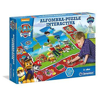 Clementoni Interactive Puzzle Paw Patrol (Toys , Boardgames , Puzzles)