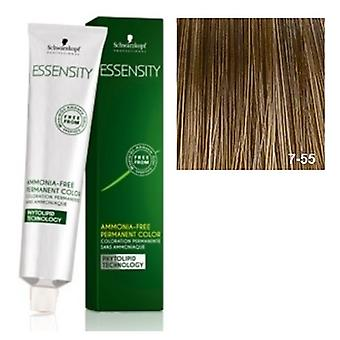 Schwarzkopf Professional 7-55 Essensity Intense Blonde Medium Dorado