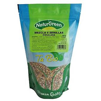 Naturgreen Your Bio Bio Mix 6 seeds 225g