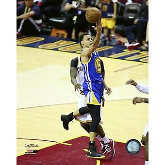 Stephen Curry Game 6 of the 2015 NBA Finals Sports Photo