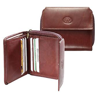 Dr Amsterdam ladies wallet Canyon Chestnut