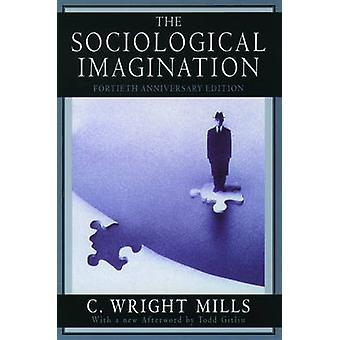 sociological imagination 1 Applying the sociological imagination essay guidelines: the sociologist c wright mills writes in the sociological imagination (1959), the first fruit of this imagination - and the first lesson of the social science that embodies it - is the idea that the individual can understand her own experience and gauge her own fate only by locating herself within her period, that she can know her.