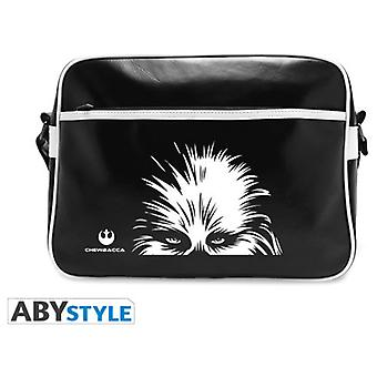 Abysse Star Wars Messenger Bag Chewbacca Vinyle