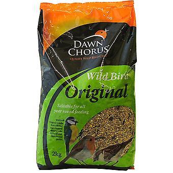 Dawn Chorus vild fugl Original Mix 1,5 kg