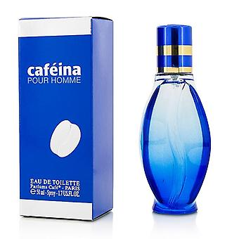 Cafe Cafe Cafeina Pour Homme Eau De Toilette Spray 50ml/1.7oz