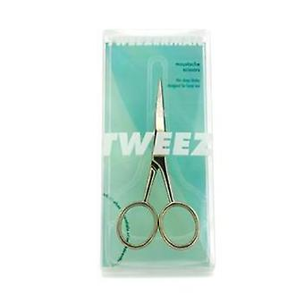 Tweezerman Moustache Scissors - 1pc