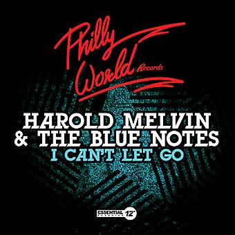 Harold Melvin & niebieski notatki - I Can't Let Go USA import