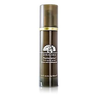 Origini Plantscription Anti-Aging Serum - 100ml / 3.4 oz
