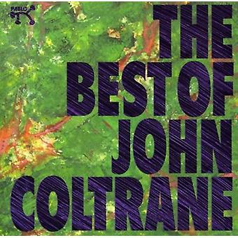The Best Of John Coltrane (Pablo) by John Coltrane