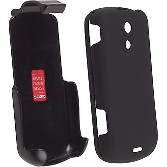 Seidio Innocase II overflade sag/hylster Combo for Samsung Epic 4G SPH-D700 (Blac