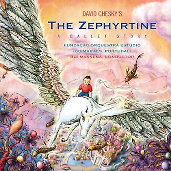 David Chesky - David Chesky: The Zephyrtine - a Ballet Story [CD] USA import