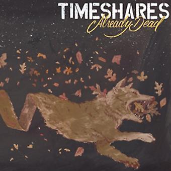 Timeshare - allerede døde [Vinyl] USA importerer
