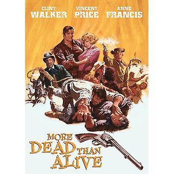 Meer dood dan levend [DVD] USA import