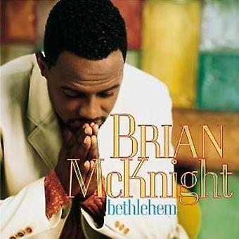 Brian McKnight - Bethlehem [CD] USA import