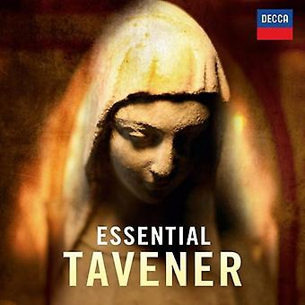 Essential Tavener - Essential Tavener [CD] USA import