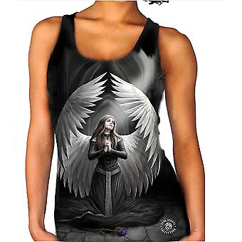 Wild Star - PRAYER FOR THE FALLEN - Womens Vest Top