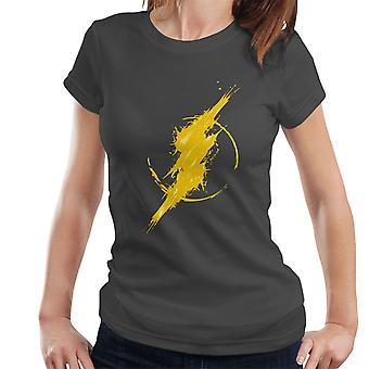 The Flash The Fast Logo Women's T-Shirt