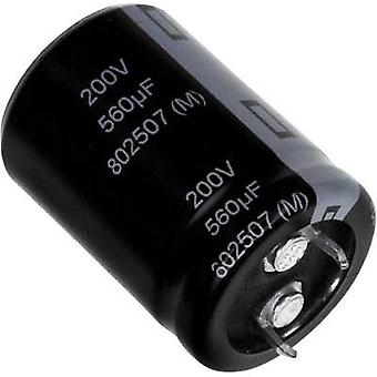 Electrolytic capacitor Snap-in 150 µF 350 V