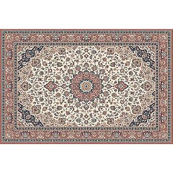 Kasbah Russet 12217-471 Shades of ivory, russet and beige Rectangle Rugs Traditional Rugs