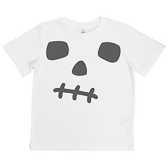 Spoilt Rotten Skull Face Children's T-Shirt