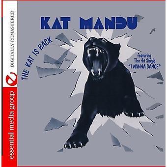 Kat Mandu - Kat Is Back [CD] USA import