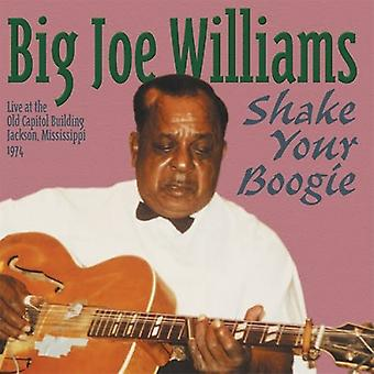 Big Joe Williams - ryst din Boogie [CD] USA importerer