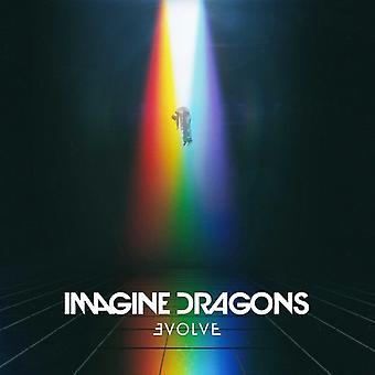 Imagine Dragons - evolvere importazione USA [CD]