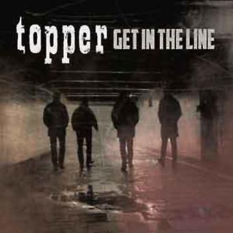 Topper - Get i linje [CD] USA importen