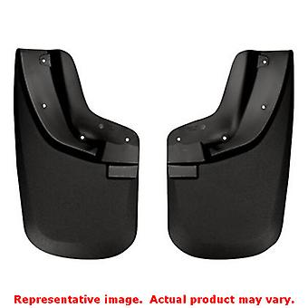 Husky Liners 56691 zwarte Custom Molded modder bewakers FITS: FORD 2011-2014 F-250