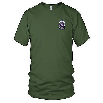 US Navy USNSG Todendorf, Tyskland broderet Patch - Kids T Shirt