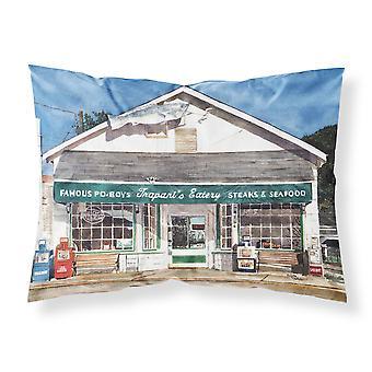 Restaurante humedad wicking tela estándar funda de almohada de Trapani