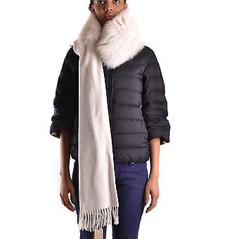 Burberry ladies MCBI056207O white cashmere scarf