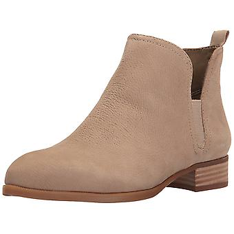 Nine West Womens Nesrin Leather Closed Toe Ankle Chelsea Boots