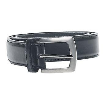 Duke Mens D555 Lewis Kingsize Plain Leather Belt