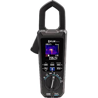 Clamp meter Digital FLIR CM174 Calibrated to: Manufacturer's standards (no certificate) CAT III 1000 V, CAT IV 600 V Di