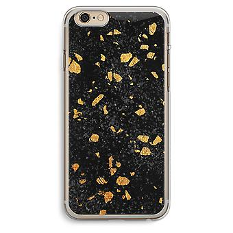 iPhone 6 Plus / 6S Plus Transparent Case (Soft) - Terrazzo N°7
